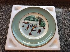 Lot Of 4 Avon Christmas Plates ( New In Box )
