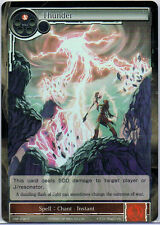 Force of Will: Crimson Moon's Fairy Tale Thunder Foil