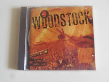 CD THE BEST OF WOODSTOCK COMPILATION 1994 MFD FOR BMG 82618-2