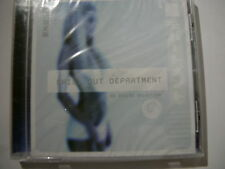 Chill out department An Xfiles selection NEW NUOVO SIGILLATO CD