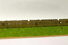 corte con laser antigua madera vía ESGRIMA Escala OO 1:76 Modelo Ferrocarril -