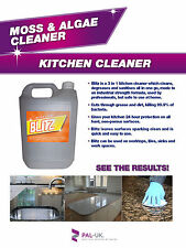 3 IN 1 PROFESSIONAL STRENGTH KITCHEN CLEANER