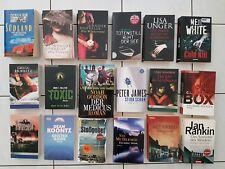Bücherpaket!18 Bücher quer Beet - Thriller, Krimi, Romane, historische Romane!🏖