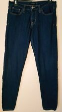 Women's Flying Monkey Low Rise Skinny Blue Jeans Size 28 - Actual 28x29