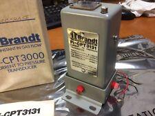 Brandt Picpt3131 Picpt3000 Current Tp Pressure Trans Gas Flow New Sale $99