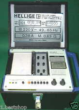 EKG ECG HELLIGE MULTISCRIPTOR EK33 Saugnapfelektroden Suction Cup Electrodes EXP