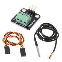 DS18B20 Thermometer Temperature Sensor Probe Module For Arduino Raspberry Pi Kit