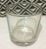 Great Glass Bell's Finest Old Scotch Whiskey approx 3¼ ins tall