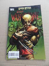 Dark Wolverine 75 . Dark Reign - Marvel 2009 . VF - minus