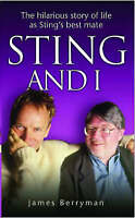 """""""NEW"""" James Berryman, Sting and I, Book"""