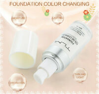 TLM Flawless Color Changing Moisturizing Lasting Concealer Liquid Foundation