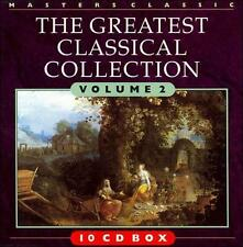 The Greatest Classical Collection, Vol. 2 (CD, 10 Discs, K-Tel Distribution)