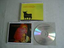 THE EXPERIMENTAL POP BAND job lot of 3 promo CD singles 1000 Screaming Girls