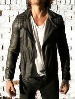 *NEW WITH TAGS* ALL SAINTS CATCH LEATHER BIKER JACKET Conroy S/M/L/XL RRP £318