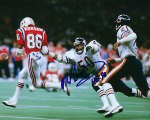 GFA Chicago Bears Hall of Fame MIKE SINGLETARY Signed 8x10 Photo COA