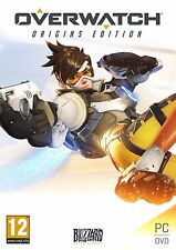OVERWATCH ORIGINS (PC-DVD) NUEVO PRECINTADO