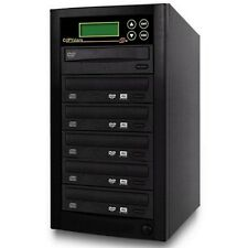 Copystars 1- 5 24x Pioneer/Asus.burner+USB port CD Dvd Duplicator Disc tower new