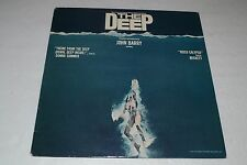 Music From The Original Soundtrack~The Deep~John Barry~Casablanca~FAST SHIPPING