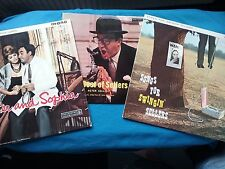 3 X VINYL ALBUMS - PETER SELLERS (LOT V13)