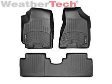 WeatherTech DigitalFit FloorLiner for Kia Sportage - 2005-2010 - Black