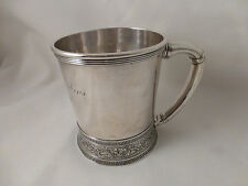 Large Gorham Sterling Victorian Baby Cup-1877-3 5/8""