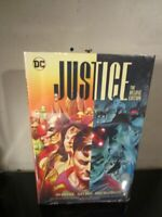 NEW SEALED HARD COVER Justice The Deluxe Edition HC