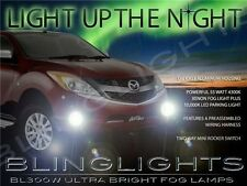 Mazda BT-50 BT50 Xenon Fog Lamps Driving Lights foglights Kit