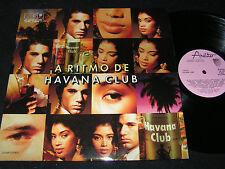 A RITMO DE HAVANA CLUB Esther Borja .../ CUBA LP 1991 EGREM LD-4689