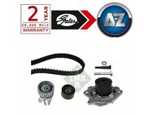 For Fiat Punto 1.9 JTD 80 80HP -12 Powergrip Timing Cam Belt Kit And Water Pump