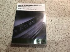 LAND ROVER SAT NAV DISC SATELLITE NAVIGATION CD ROM 2003 FREE P&P UK/IRELAND