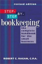 Step-by-Step Bookkeeping: The Complete Handbook for the Small Business-ExLibrary