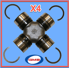 4 Driveshaft or Wheel Universal Joints 4WD Chevy Dodge FORD GMC Jeep Mazda