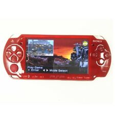 Refurbished Red Sony PSP-2000 Handheld System Game Console PSP 2000