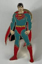 More details for 1978 superman enamel pin pristine gem mint action dc comics rare
