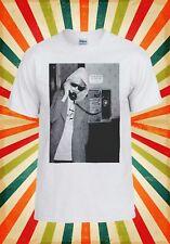 Debbie Harry Of Blondie Punk Style Men Women Vest Tank Top Unisex T Shirt 2105