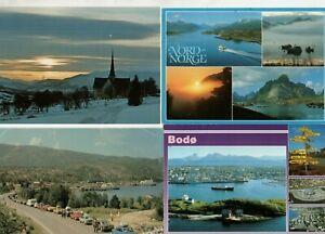 50 postcards:    NORWAY