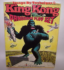 King Kong Panorama Colorforms Adventure Play Set Unused Vintage~Collectors Grade