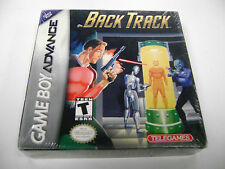 BackTrack  (Nintendo Game Boy Advance, 2001) BRAND NEW Factory Sealed GBA