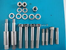 20 Acero Inoxidable Norton Commando 750cc 850cc Culata Pernos Tuercas + Bolt Set