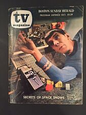"1966 Star Trek, Mr. Spock, ""Tv Magazine"""