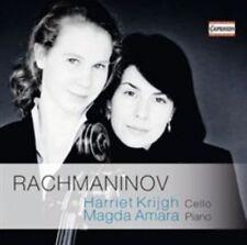 RACHMANINOV NEW CD