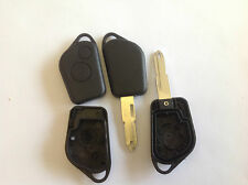 1 FITS PEUGEOT 106 205 206 405 406 2 BUTTON REMOTE KEY FOB CASE SHELL BLADE #6
