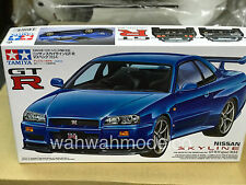 Tamiya 24210 Nissan Skyline GT-R R34 1/24 scale kit