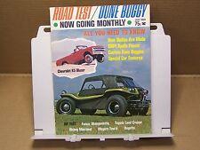 July 1969 Road Test Dune Buggy Magazine Empi Meyers VW