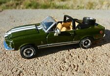 1:64 GreenLight *GREEN* 1968 Shelby GT500KR Mustang GAS MONKEY GARAGE CAR *NEW!*