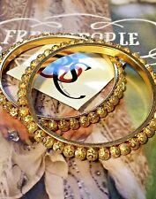 NEW Bangle Bohemian Bracelet Rosena Sammi Designer Boho Fashion Jewelry India