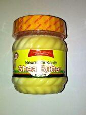 100% Natural (African) Shea Butter - Buerre de Karite - 300 gm