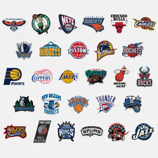 NBA Sticker / Aufkleber - Basketball - Alle Teams - Lakers, Bulls, Celtics, Heat