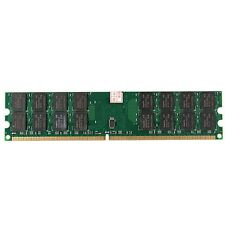 Neue 4GB Arbeitsspeicher RAM DDR2 800MHZ PC2-6400 240 Pin Desktop DIMM AMD  DKKO