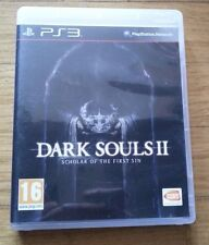 Dark Souls 2 Scholar of the First Sin PAL ITA USATO ECCELLENTE